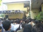suasana ngantri sidang