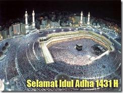 Idul Adha 1431 H
