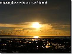 Karang Copong Sunset