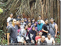 road to Tanjung Layar