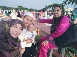 Kenangan Lebaran terakhir bersama Ibu